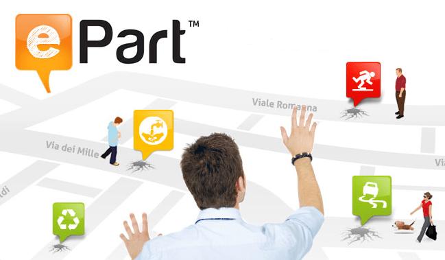 <strong>ePart</strong>, il Social Network dei cittadini che Partecipano