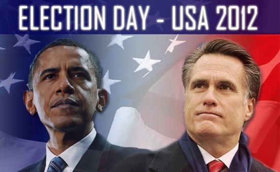 <strong>Elezioni Usa 2012</strong>. Chi vincerà fra il democratico Barack Obama ed il repubblicano Mitt Romney ?