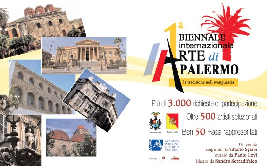 <strong>Biennale internazionale d'Arte</strong> a Palermo