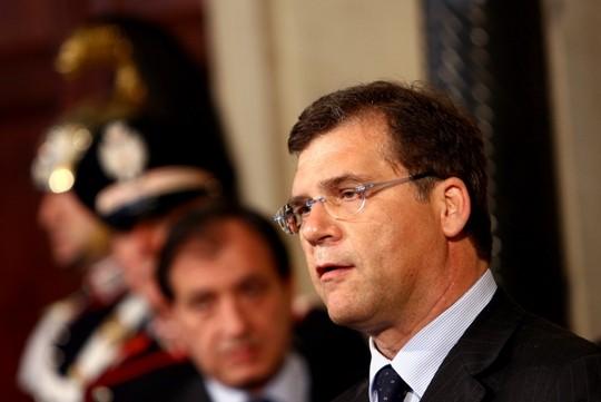 <strong>Pistorio</strong> nominato segretario regionale dell'Udc
