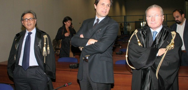 L'ex assessore <strong>Mimmo Miceli si costituisce</strong>