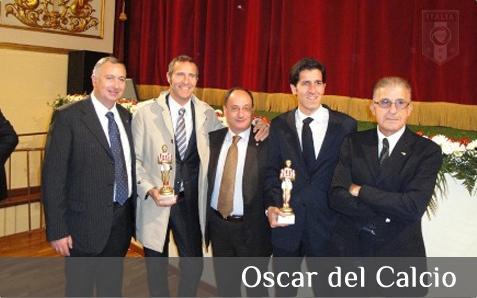 <strong>«Oscar del calcio siciliano»</strong> lunedì grande festa a Vittoria
