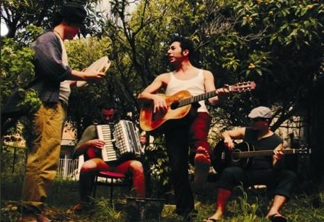<strong>Pachira</strong>, una band agrigentina sorprendente