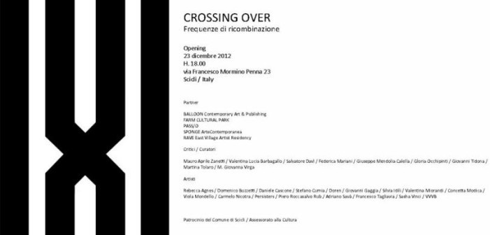 <strong>A Scicli</strong> l'arte fa Crossing Over