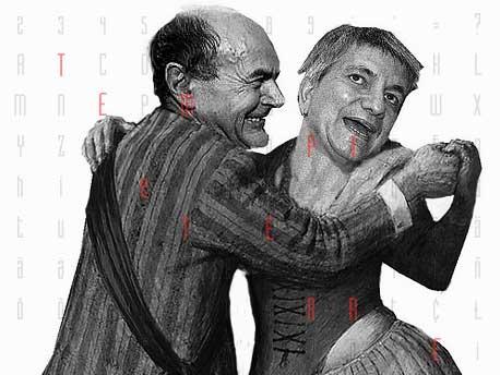 <strong>Bersani vince le primarie</strong> ed inizia il ballo delle alleanze per le elezioni politiche 2013