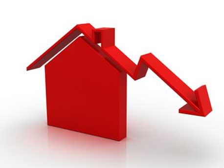 <strong>Crolla il mercato degli immobili</strong>: acquisti giù del 23,7% e mutui -41%, oltre la beffa dell'IMU