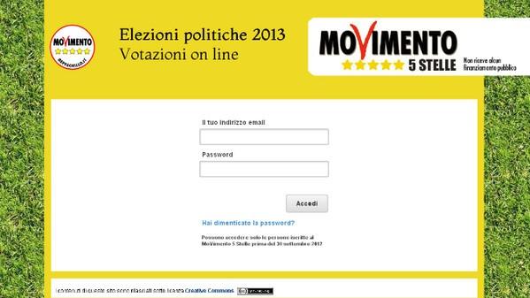 <strong>Parlamentarie del Movimento 5 Stelle</strong>, quanto sono trasparenti?
