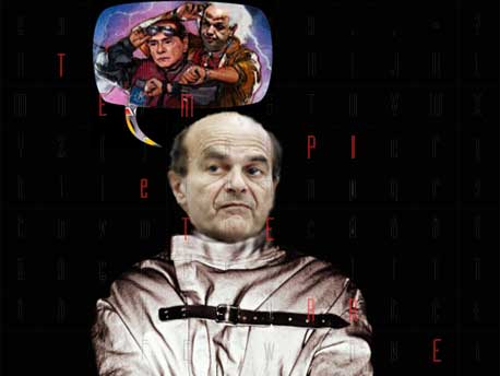 """<strong>Bersani</strong>: """"sono pronto a tutte le giravolte pur di comprendere Berlusconi"""""""