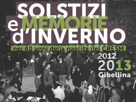<strong>Santa Margherita Belice</strong>. Diverse iniziative per ricordare il terremoto della Valle del Belìce
