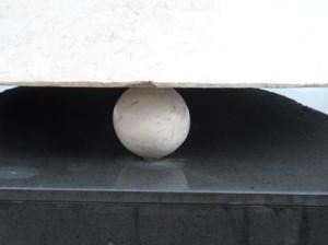 "Menfi - ""Campana di marmo"" sonante"