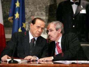 Lombardo e Berlusconi