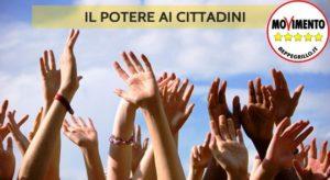 """""""Il Sindaco che vorresti"""" è l'iniziativa lanciata dal Movimento 5 Stelle di Menfi (Ag)."""