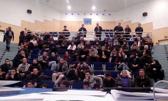 Niscemi. la visita della Commissione Ambiente dell'Ars. L'assessore regionale Maria Lo Bello: «Lunedì studieremo i possibili interventi con i nostri avvocati»