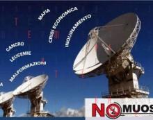 Niscemi, lavori nella base Muos Collocate le tre enormi antenne