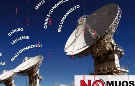 """Il Movimento No Muos Sicilia: """"Sospensione immediata delle attività"""""""