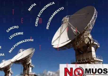 """Niscemi oggi ribadisce il """"NO"""" all'impianto Muos"""