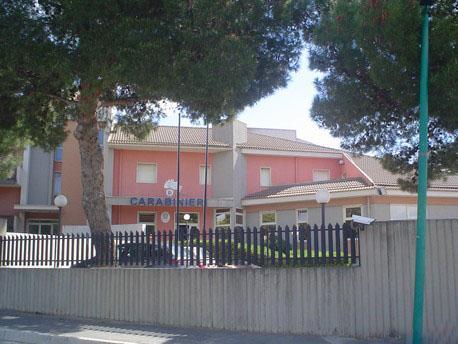Stazione Carabinieri di Menfi