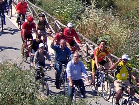 <strong>Greenways di Menfi</strong>. Progetto da tre milioni di euro per la nuova pista ciclabile