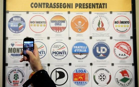 <strong>Contrassegni presentati</strong>, ufficiale l'alleanza di Pdl, Lega, Gs, Mpa, La Destra, Ip, Mir