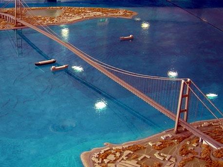 Ponte sullo Stretto, nasce intergruppo parlamentare