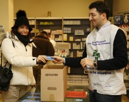 <strong>Agrigento</strong>. XIII giornata nazionale di raccolta del farmaco