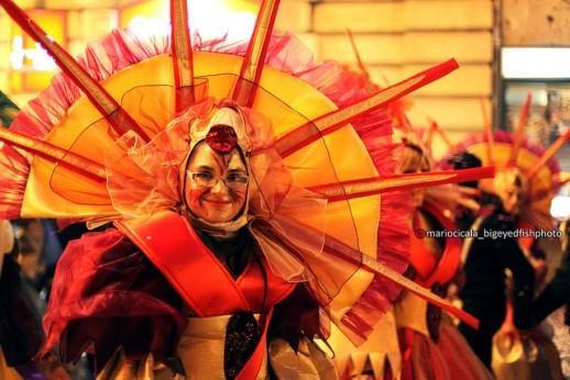 Ad <strong>Acireale</strong> il più bel carnevale di Sicilia