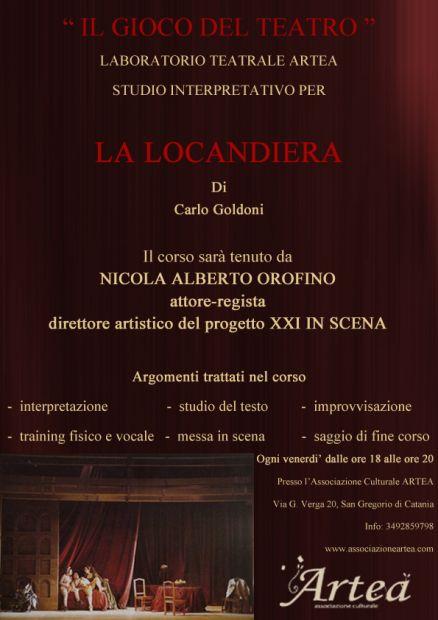Laboratorio teatrale <strong>Artea</strong>
