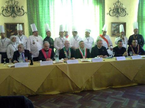 """<strong>Angelo Franzò</strong>: """"Grande successo e grande eco per la 1^ Rassegna Gastronomica"""""""