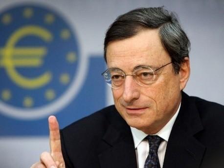 """<strong>Mario Draghi</strong>: """"Bisogna fare di più ma senza far leva sulle tasse già troppo alte"""""""