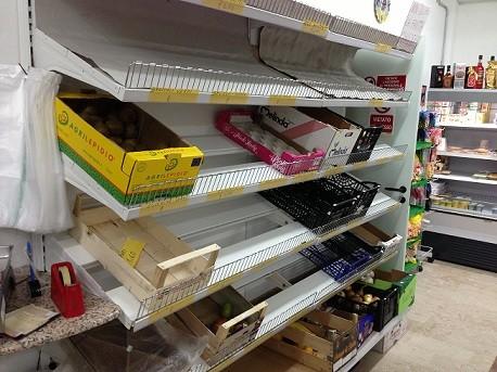 """<strong>Pantelleria</strong> è al 14° giorno di isolamento: """"Non c'è più frutta e verdura nei negozi"""""""