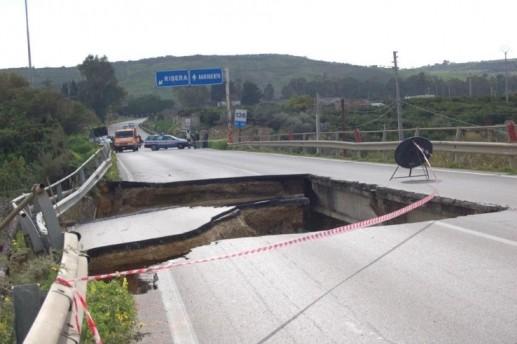 <strong>Ponte Verdura</strong> al via lavori di ripristino. Dopo pasqua la riapertura
