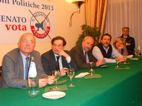 Anche <strong>Cimino</strong> lascia Miccichè per appoggiare la <strong>lista Crocetta</strong>