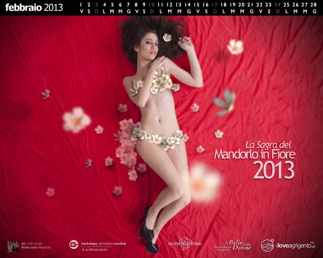 Calendario I Love Agrigento 2013
