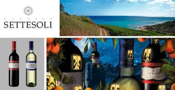 Una nuova medaglia per <strong>Cantine Settesoli</strong>: Argento a Chardonnay Settesoli Doc Sicilia 2014