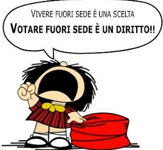 <strong>Voto anch'io</strong>. No, tu no!