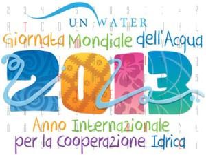 Giornata Mondiale dell'Acqua 2013