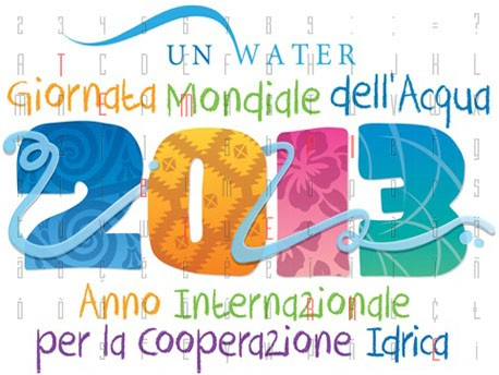 <strong>Giornata Mondiale dell'Acqua 2013</strong>: cosa possiamo fare per festeggiare l'oro blu