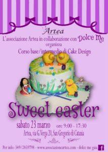 Cake design Artea Sweet Easter