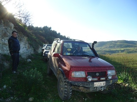 "<strong>Castelvetrano</strong>. Raduno Off-Road ""7° Country Life Day"""
