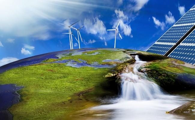 """<strong>""""Energie senza bugie""""</strong>. Sole e vento sono gratis!"""