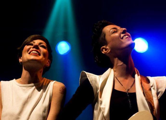 <strong>Iotatola: Serena Ganci & Simona Norato</strong>. I brani hanno il sapore del Pop