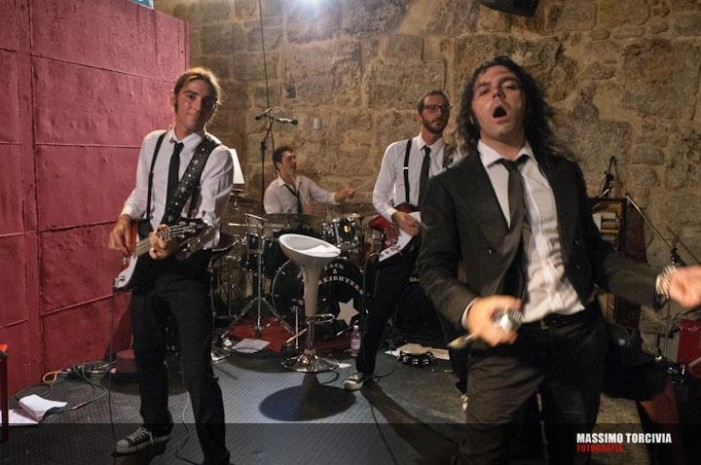 """<strong>Jack and the Starlighters</strong>: """"Sano rock per vincere la noia"""""""