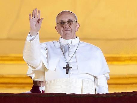Il nuovo Papa, <strong>Jorge Mario Bergoglio</strong>