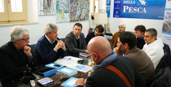 <strong>Mazara del Vallo</strong>. L&#8217;On Mangiacavallo in visita al Distretto della Pesca