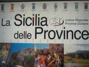 La Sicilia delle Province