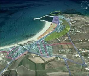 Arch. Nino Palmeri - Le cinque proposte per la riqualificazione della borgata di Porto Palo di Menfi