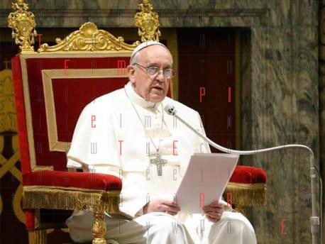 <strong>Papa Francesco</strong>: «Cercate la verità, la bontà e la bellezza»