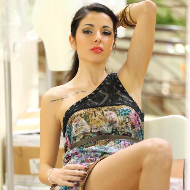 <strong>Sonia Albore</strong>, la «Venere del Mediterraneo» che sogna un futuro sulla passerella