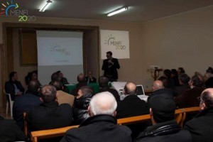Serata di presentazione del Movimento civico MENFI2020