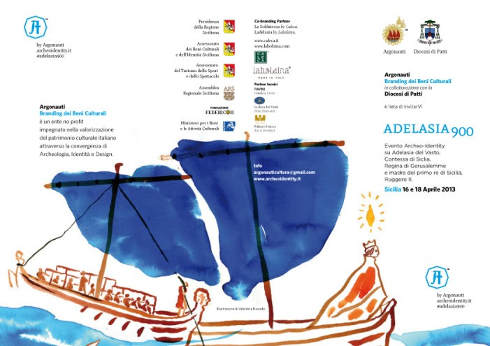 <strong>Adelasia900</strong>. Archeologia e Design per i Beni Culturali